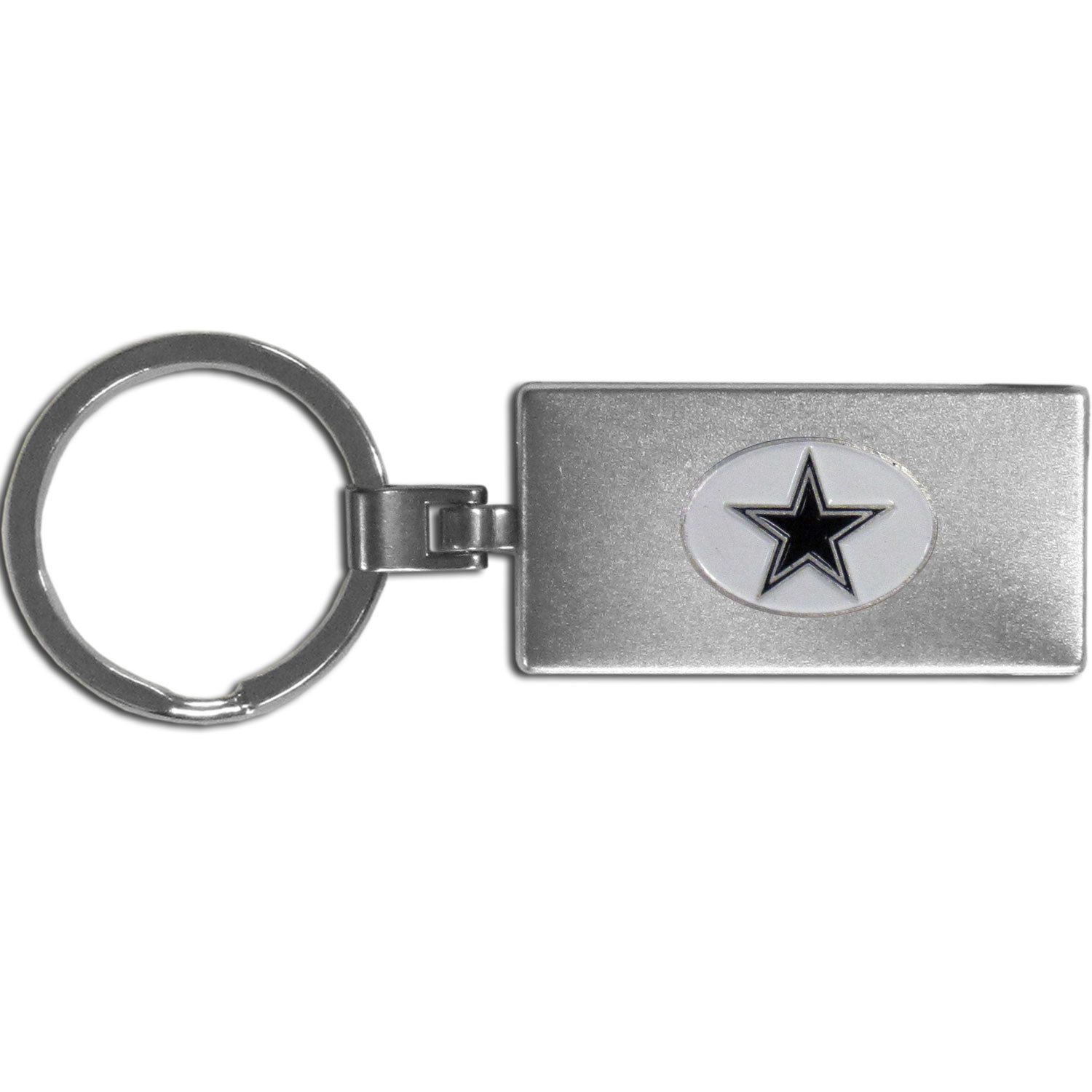 Dallas Cowboys Multi-tool Key Chain - Be the hero at the tailgate, camping, or on a Friday night with your Dallas Cowboys Multi-Tool Keychain which comes complete with bottle opener, scissors, knife, nail file and screw driver. Be it opening a package or a beverage Siskiyou's Multi-Tool Keychain goes wherever your keys do. The keychain hangs at 4 inches long when closed.