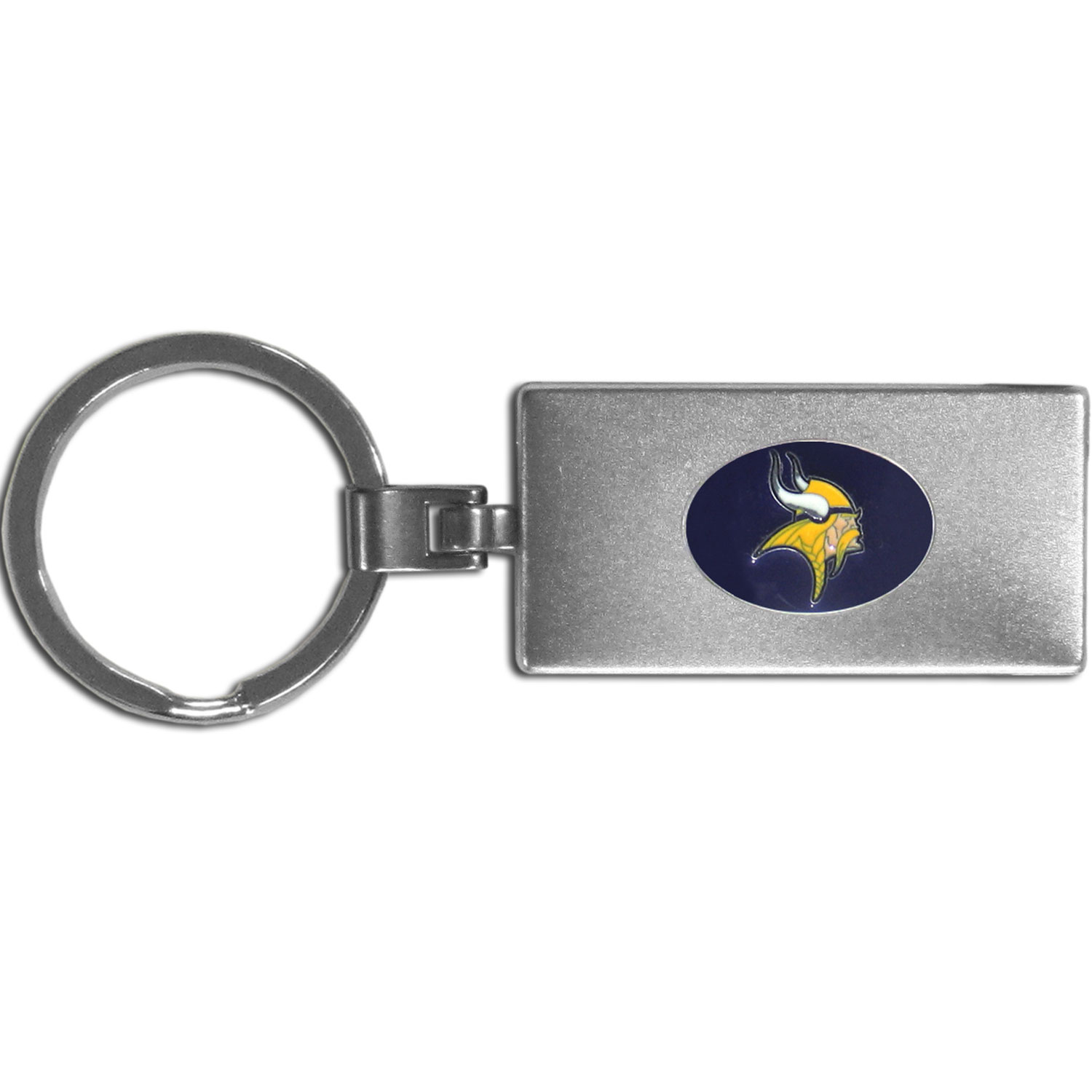 Minnesota Vikings Multi-tool Key Chain - Be the hero at the tailgate, camping, or on a Friday night with your Minnesota Vikings Multi-Tool Keychain which comes complete with bottle opener, scissors, knife, nail file and screw driver. Be it opening a package or a beverage Siskiyou's Multi-Tool Keychain goes wherever your keys do. The keychain hangs at 4 inches long when closed.