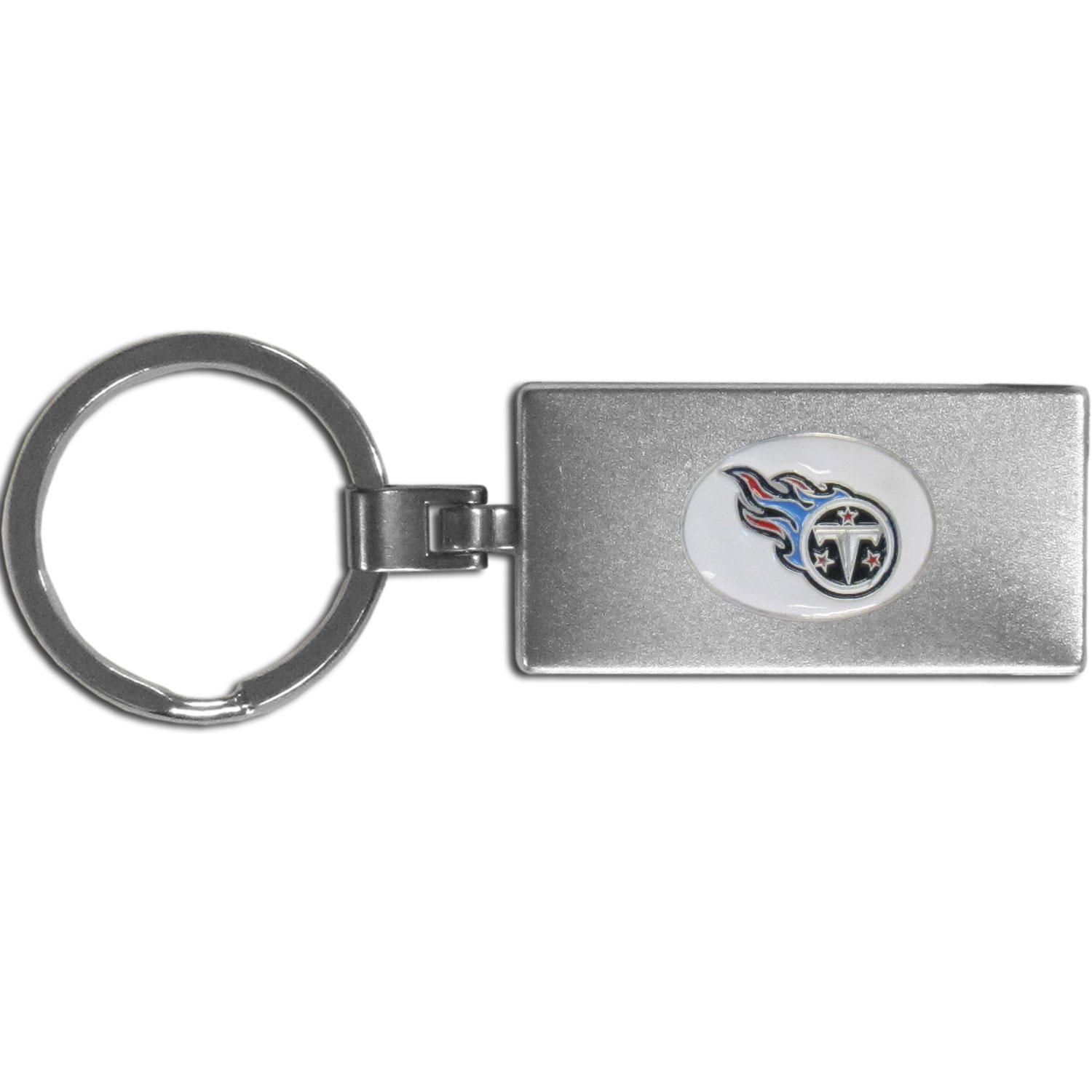 Tennessee Titans Multi-tool Key Chain - Be the hero at the tailgate, camping, or on a Friday night with your Tennessee Titans Multi-Tool Keychain which comes complete with bottle opener, scissors, knife, nail file and screw driver. Be it opening a package or a beverage Siskiyou's Multi-Tool Keychain goes wherever your keys do. The keychain hangs at 4 inches long when closed.