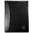 Tampa Bay Buccaneers Leather and Canvas Padfolio