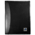 Detroit Lions Leather and Canvas Padfolio