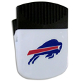 Buffalo Bills Clip Magnet - Use this attractive Buffalo Bills Clip Magnet to hold memos, photos or appointment cards on the fridge or take it down keep use it to clip bags shut. The Buffalo Bills Clip Magnet features a silk screened Buffalo Bills logo. Officially licensed NFL product Licensee: Siskiyou Buckle .com