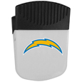Los Angeles Chargers Clip Magnet - Use this attractive Los Angeles Chargers Clip Magnet to hold memos, photos or appointment cards on the fridge or take it down keep use it to clip bags shut. The Los Angeles Chargers Clip Magnet features a silk screened Los Angeles Chargers logo. Officially licensed NFL product Licensee: Siskiyou Buckle .com