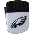 Philadelphia Eagles Clip Magnet - Use this attractive Philadelphia Eagles Clip Magnet to hold memos, photos or appointment cards on the fridge or take it down keep use it to clip bags shut. The Philadelphia Eagles Clip Magnet features a silk screened Philadelphia Eagles logo. Officially licensed NFL product Licensee: Siskiyou Buckle .com