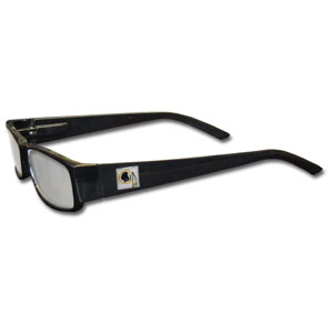 "Washington Redskins NFL Reading Glasses  - These Washington Redskins NFL reading glasses are 5.25"" wide with 5.5"" arms with black frames featuring the Washington Redskins logo on each arm. Officially licensed NFL product Licensee: Siskiyou Buckle Thank you for visiting CrazedOutSports.com"