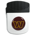 Washington Redskins Clip Magnet - Use this attractive NFL clip magnet to hold memos, photos or appointment cards on the fridge or take it down keep use it to clip bags shut. The magnet features a domed Washington Redskins logo. Officially licensed NFL product Licensee: Siskiyou Buckle Thank you for visiting CrazedOutSports.com