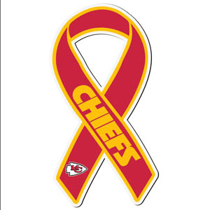 Kansas City Chiefs Ribbon Magnet - Show your love for your favorite team with this NFL ribbon magnet. Officially licensed NFL product Licensee: Siskiyou Buckle Thank you for visiting CrazedOutSports.com
