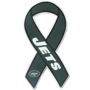 New York Jets Ribbon Magnet - Show your love for your favorite team with this NFL ribbon magnet. Officially licensed NFL product Licensee: Siskiyou Buckle Thank you for visiting CrazedOutSports.com