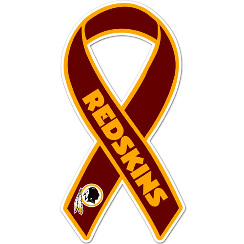 Washington Redskins Ribbon Magnet - Show your love for your favorite team with this NFL ribbon magnet. Officially licensed NFL product Licensee: Siskiyou Buckle Thank you for visiting CrazedOutSports.com