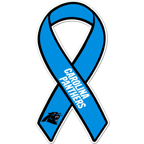 Carolina Panthers Ribbon Magnet - Show your love for your favorite team with this NFL ribbon magnet. Officially licensed NFL product Licensee: Siskiyou Buckle Thank you for visiting CrazedOutSports.com
