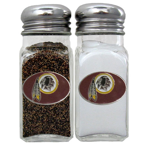 Salt & Pepper Shaker - Washington Redskins