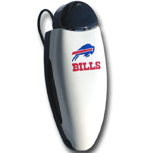 Buffalo Bills NFL Visor Clip - Bills Square Visor Clip. Prevent glasses from being lost or broken by storing them in a visor clip. Officially licensed NFL product Licensee: Siskiyou Buckle Thank you for visiting CrazedOutSports.com