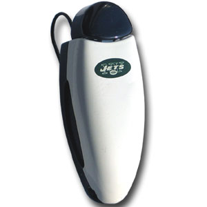 New York Jets  NFL Visor Clip - New York Jets Square Visor Clip. Prevent glasses from being lost or broken by storing them in a visor clip. Officially licensed NFL product Licensee: Siskiyou Buckle Thank you for visiting CrazedOutSports.com
