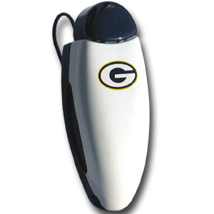 Green Bay Packers  NFL Visor Clip - Packers Square Visor Clip. Prevent glasses from being lost or broken by storing them in a visor clip. Officially licensed NFL product Licensee: Siskiyou Buckle .com
