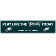 Philadelphia Eagles Street Sign Wall Plaque