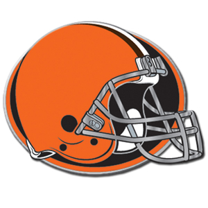 "NFL Hitch Cover -Cleveland Browns - Our NFL hitch cover is a durable and attractive way to show off your team spirit. The hitch fits a 2"" hitch receiver. Officially licensed NFL product Licensee: Siskiyou Buckle Thank you for visiting CrazedOutSports.com"