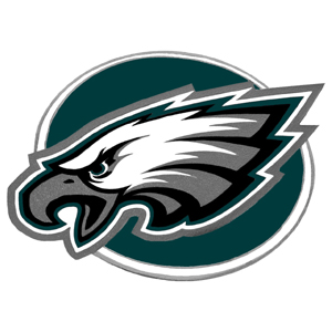 "NFL Hitch Cover -Philadelphia Eagles - Our NFL hitch cover is a durable and attractive way to show off your team spirit. The hitch fits a 2"" hitch receiver. Officially licensed NFL product Licensee: Siskiyou Buckle .com"