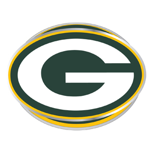 "NFL Hitch Cover -Green Bay Packers - Our NFL hitch cover is a durable and attractive way to show off your team spirit. The hitch fits a 2"" hitch receiver. Officially licensed NFL product Licensee: Siskiyou Buckle .com"