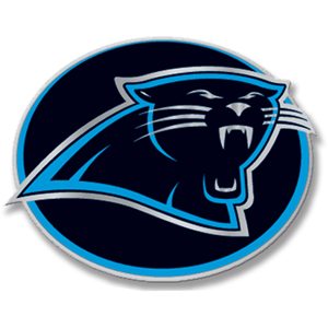 "NFL Hitch Cover -Carolina Panthers - Our NFL hitch cover is a durable and attractive way to show off your team spirit. The hitch fits a 2"" hitch receiver. Officially licensed NFL product Licensee: Siskiyou Buckle .com"