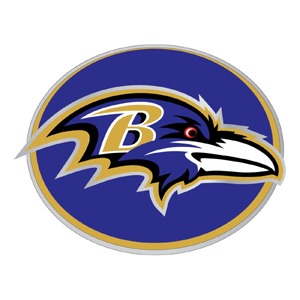 "NFL Hitch Cover -Baltimore Ravens - Our NFL hitch cover is a durable and attractive way to show off your team spirit. The hitch fits a 2"" hitch receiver. Officially licensed NFL product Licensee: Siskiyou Buckle .com"