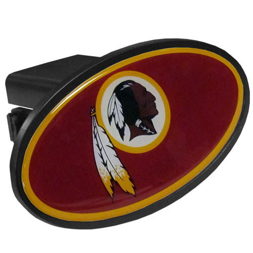 Washington Redskins Plastic Hitch Cover - Officially licensed NFL plastic hitch cover with team logo design. Fits class III hitch receivers. Officially licensed NFL product Licensee: Siskiyou Buckle Thank you for visiting CrazedOutSports.com