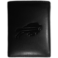 Buffalo Bills Embossed Tri-fold Wallet - Officially licensed Buffalo Bills Embossed Tri-fold Wallet looks great and is affordably priced. The Buffalo Bills Embossed Tri-fold Wallet has the classy feel of a much higher priced wallet and features an embossed Buffalo Bills logo on the front. The Buffalo Bills Embossed Tri-fold Wallet has a windowed ID slot, lots of credit card slots and 2 big bill-fold pockets and removable plastic picture insert. Officially licensed NFL product Licensee: Siskiyou Buckle Thank you for visiting CrazedOutSports.com