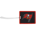 Tampa Bay Buccaneers Vinyl Luggage Tag
