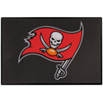 Tampa Bay Buccaneers Game Day Wiper Flag - Tampa Bay Buccaneers Game Day Wiper Flag is the first ever, sign-in-motion, that will display your team spirit as you're cruising the streets on game day! Keep your flag up year-round and swap out the interchangeable flag when needed. The flag easily attaches to the top of your windshield wiper or back of your bike. Remember to remove decale plate when entering the carwash. Officially licensed NFL product Licensee: Siskiyou Buckle .com