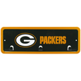 Green Bay Packers Wall Mounted Key Rack - This 9 inch key rack has bright team graphics and 3 pegs to hang key chain from. The stamped aluminium frame is light weight and easy to hang.
