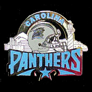 Glossy NFL Team Pin - Carolina Panthers - High gloss NFL team pin featuring Carolina Panthers. Officially licensed NFL product Licensee: Siskiyou Buckle Thank you for visiting CrazedOutSports.com