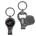 Washington Capitals® Nail Care/Bottle Opener Key Chain