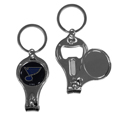St. Louis Blues® Nail Care/Bottle Opener Key Chain