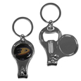 Anaheim Ducks® Nail Care/Bottle Opener Key Chain