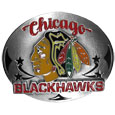 Chicago Blackhawks® Team Belt Buckle