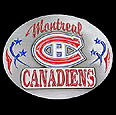 Montreal Canadiens® Team Belt Buckle