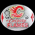 Calgary Flames® Team Belt Buckle