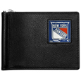 New York Rangers® Leather Bill Clip Wallet