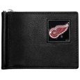 Detroit Red Wings® Leather Bill Clip Wallet