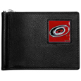 Carolina Hurricanes® Leather Bill Clip Wallet