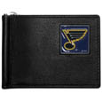 St. Louis Blues® Leather Bill Clip Wallet