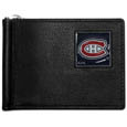 Montreal Canadiens® Leather Bill Clip Wallet