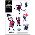Washington Capitals® Family Decal Set Small