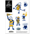 St. Louis Blues® Family Decal Set Small