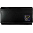 St. Louis Blues® Leather Women's Wallet