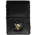 Pittsburgh Penguins® Leather Jacob's Ladder Wallet