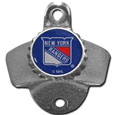 New York Rangers® Wall Mounted Bottle Opener