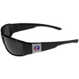 Columbus Blue Jackets® Chrome Wrap Sunglasses
