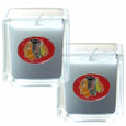 Chicago Blackhawks® Scented Candle Set