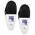 New York Rangers® Mini Chip Clip Magnets, 2 pk