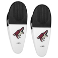 Arizona Coyotes® Mini Chip Clip Magnets, 2 pk